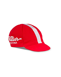 Wilier Vintage Cap Red