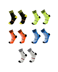 DH Sports Pro Cycling Cycling Sock Pair - One Size