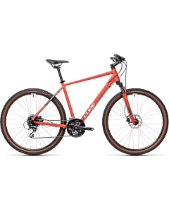 Cube Nature Red / Grey 2021