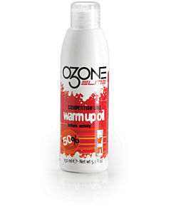 Elite Ozone Warm Up Oil Olio Riscaldante 150ml