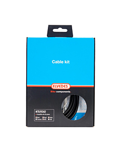 Elvedes Brake Cable + Sheath Color Kit
