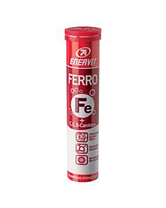 Enervit Ferro + Vitamin C and E (20 Tablets)