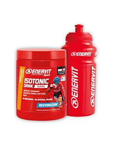 Isotonic Drink Orange Sachet 420gr. + Sport Bottle