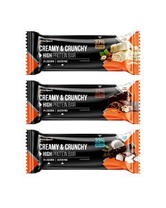 EthicSport Creamy & Crunchy Protein Bar