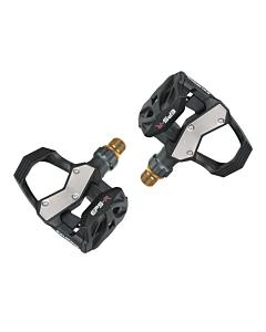 Exustar E-PR4 Titanio Pedali Corsa