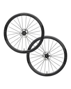 FFWD Raw Carbon Disc Road Wheelset