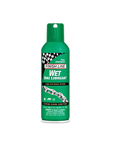 Finish Line Cross-Country Lubrificante Wet Spray 246ml