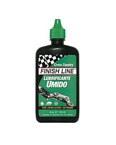 Finish Line Lubrificante Umido Cross Country 120ml