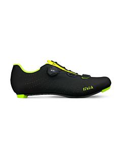 Fizik Tempo Overcurve R5 Black / Yellow Road Shoes