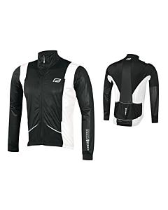 Force X58 Slim Fit Jacket Black/White