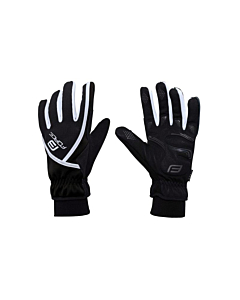 Force Ultra Tech Winter Gloves Black / White