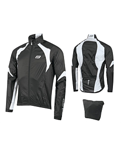 Force Jacket X53 Black - White