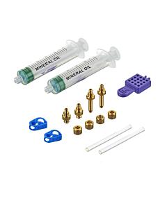 Formula Kit di Spurgo per Freni Cura (Olio Minerale)