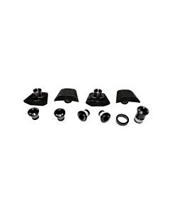 FSA Kit Viti e Bulloni per Corone SL-K ABS BB386Evo EE083 + ML021 + ML227 + MW058