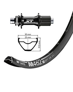 """GMB XT / DT Swiss M462 MTB 29"""" Boost Rear Wheel"""