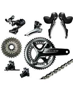 Shimano Dura-Ace R9120 Groupset Disc