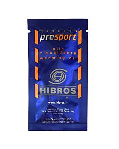 Hibros Presport Olio Riscaldante Monouso 10ml