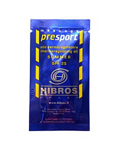 Hibros Presport Olio Summer con Filtro UVA/UVB Monouso 10ml