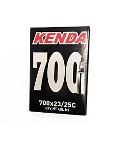 Kenda Camera Corsa 700x23/25 Valvola Presta 48mm Smontabile