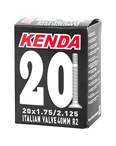 Kenda Camera MTB Junior 20X1.75-2.125 Valvola Regina
