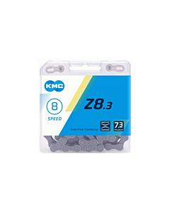 "KMC Z8 1/2"" x 3/32"" Catena 6-7-8v (114 maglie)"