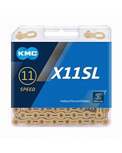 KMC X11 SL Gold Catena 11v