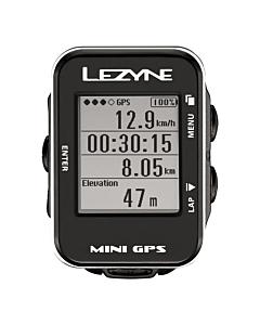 Lezyne Mini GPS Smart Bike Computer
