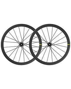 Mavic Cosmic Ultimate T Disc Tubular Road Wheelset