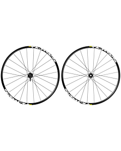 "Mavic Crossride FTS-X 29"" MTB Wheelset"