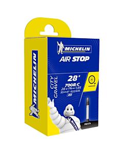 Michelin Airstop Butyl A3 700x35-47 Inner Tube Presta Valve 40mm