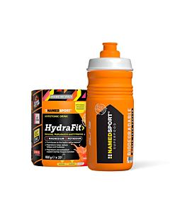 Named Sport HydraFit 400g + Elite Bio Sport Bottle