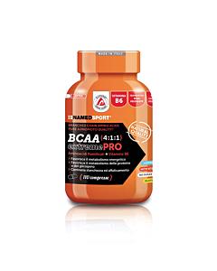 Named BCAA 4:1:1 Extreme PRO Amino Acids 110 Tablets