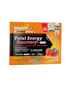 Named Total Energy Recovery Red Fruits 40gr.