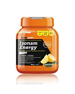 Named Sport Isonam Energy (Maltodextrin Mineral Salts and Vitamins) 480gr