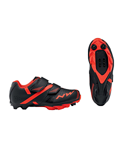 Northwave Hammer 2 Junior MTB Shoes Black / Red