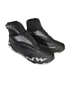 Northwave Husky Black / Silver MTB Winter Shoes