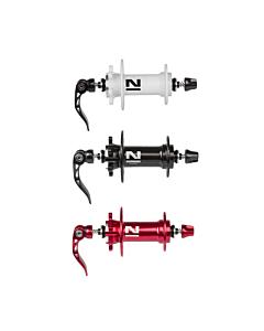 Mozzo Anteriore Novatec D771SB Superlight Convertibile 3 in 1