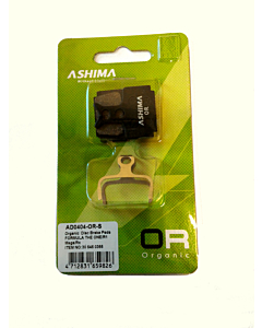 Ashima Formula  Mega / The One / R1 / RX / C1 / Cura Organic Pads