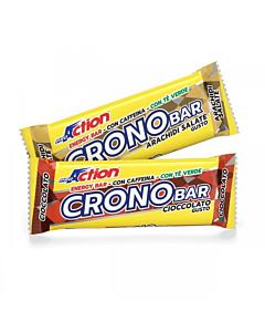 Proaction Crono Bar Barretta Energetica con Caffeina 40g