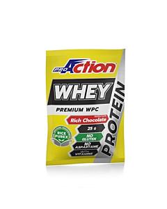 Proaction Whey Integratore di Proteine 25g