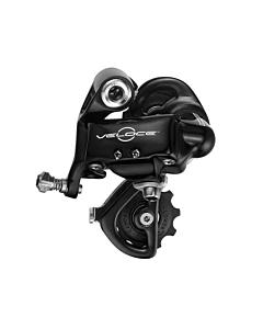 Campagnolo Veloce 10 Speed Rear Derailleur Black Short