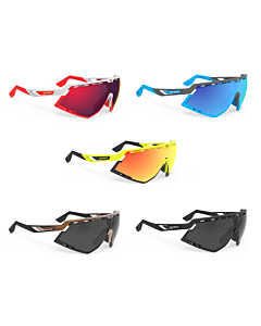 Rudy Project Defender Mirrored Glasses