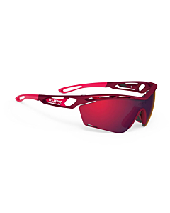 Rudy Project Tralyx Slim Multilaser Red Occhiali