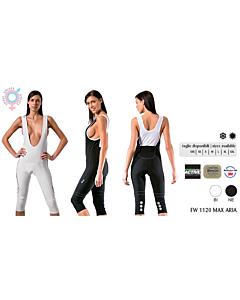 Santini Knickers FW 1120 MAX ARIA White (XS-->XXL)