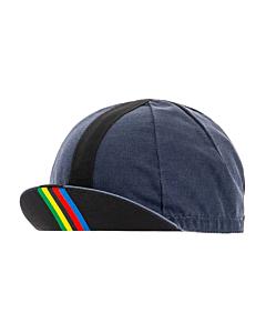 Santini UCI Rainbow Cotton Cap
