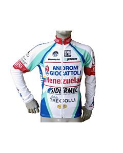 Santini Long Sleeve Jersey Androni PRO Team 2014