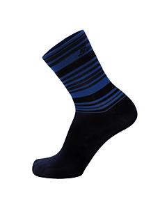 Santini 365 PRLX Primaloft Winter Socks Blue