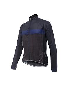 Santini SKIN Windproof Jacket Black