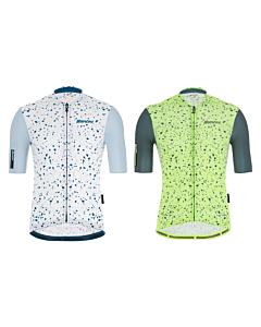 Santini Delta Pietra Short Sleeves Jersey