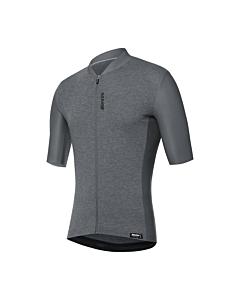 Santini Classe S/S Jersey Grey